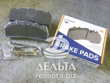 Колодки тормозные, ProParts комплект WVA 29174  Renault 440 Premıum/ PRO HP 55174 (High Performance)